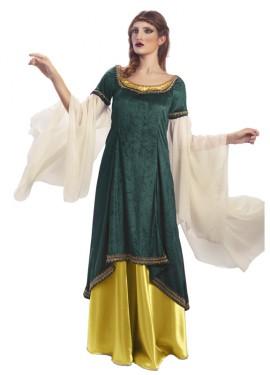 Déguisement Princesse Médiévale Galadriel pour femme