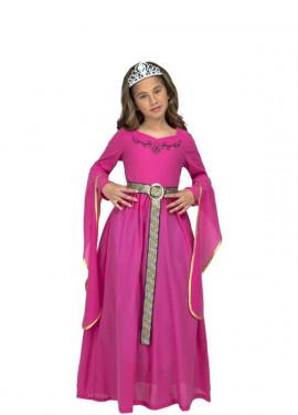 03431b47ba Disfraces de Medievales y Guerreros para Niña · Disfraz medieval
