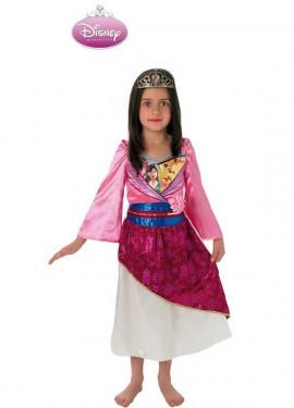 Déguisement de Princesse Mulan pour fille plusieurs tailles