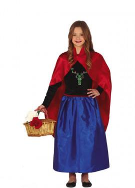Costume da principessa primavera per bambina