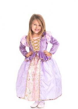 Disfraz de Princesa Rapunzel Clásico para niña