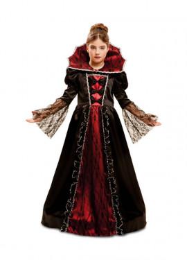 Déguisement Princesse Vampire pour fille pour Halloween plusieurs tailles