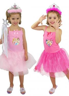 Déguisement de Pirncesses Disney pour fille 2 modèles