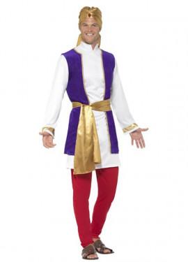 Costume da principe arabo per un uomo