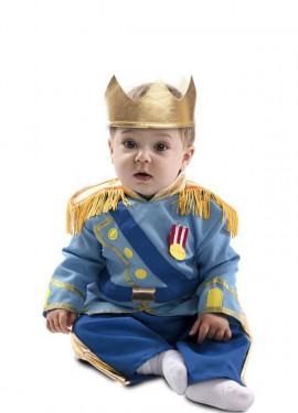 Déguisement Blue Prince pour bébé