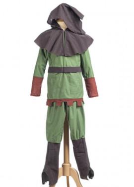 Costume da principe della foresta per ragazzo
