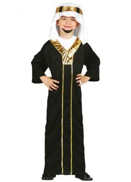 Disfraz de Príncipe del desierto para niño