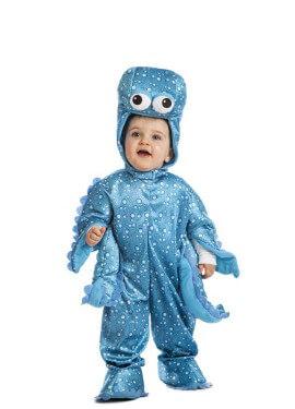 Disfraz de Pulpo Peluche para bebé