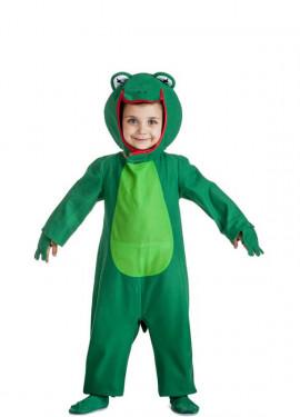 Disfraz de Rana para niños