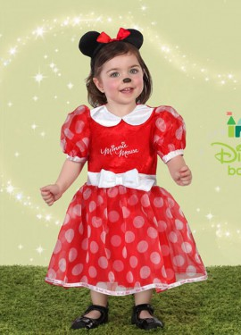 Disfraz de Ratoncita Minnie Mouse
