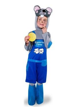 Disfraz de Ratoncito Pérez para niño