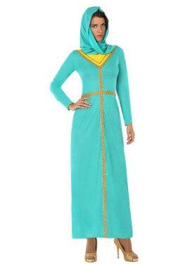 Disfraz de Reina Árabe para mujer