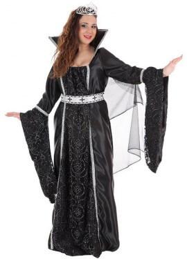 Disfraz de Reina Cruzada para mujer