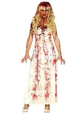 Disfraz de Reina del Baile Sangrienta para mujer