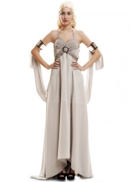 Disfraz de Reina Dragón Glamour para mujer
