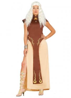 Disfraz de Reina Dragón para mujer