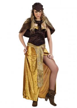 Déguisement Reine Médiévale Toda pour femme