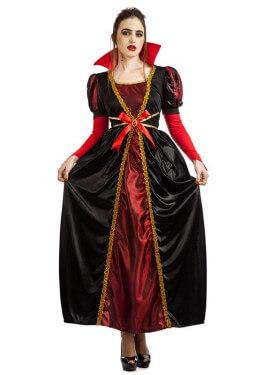 Disfraz de Reina Vampiresa para mujer