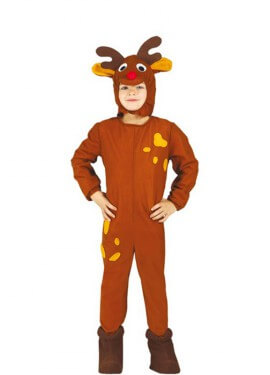 Disfraz de Reno navideño para niños