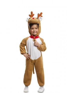 Disfraz de Reno para niña