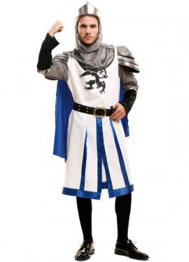 Disfraz de Rey Arturo medieval para hombre