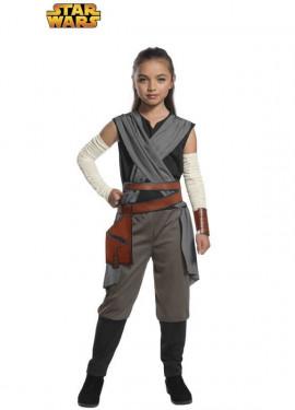 Disfraz de Rey Clásico del Episodio 8 de Star Wars para niña