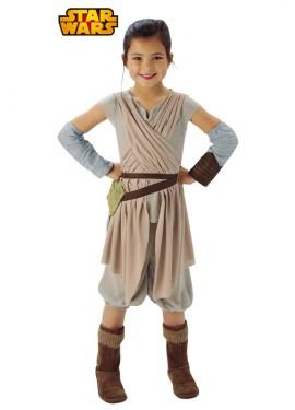 Disfraz de Rey deluxe de Star Wars VII para niña