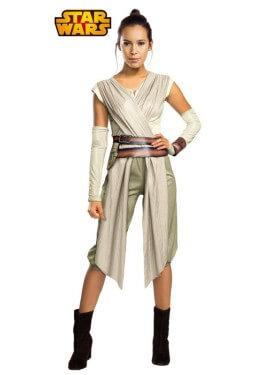 Disfraz de Rey Deluxe de Star Wars VII para mujer