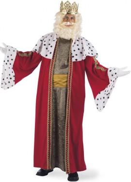 Disfraz de Rey Mago Melchor - Traje de Rey Mago
