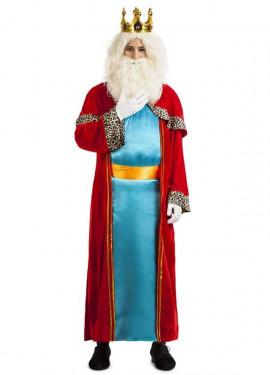 Disfraz de Rey Mago para hombre