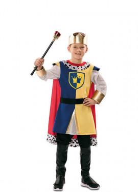 802ad2b7e Disfraz de Rey Medieval para niño y bebé