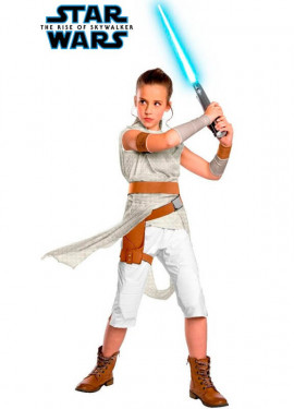 Star Wars Episodio 9 Premium King costume per una bambina