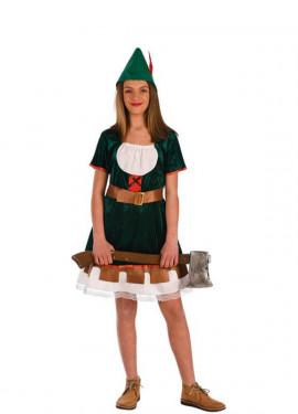 Déguisement Robin des Bois pour filles