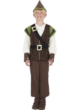 Déguisement Robin des Bois Garçon pour enfants plusieurs tailles