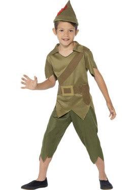 Déguisement Robin des Bois ou Peter pour enfants