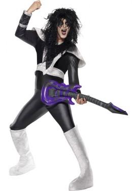 Disfraz de Rockero Glam de los Años 70 para Hombre