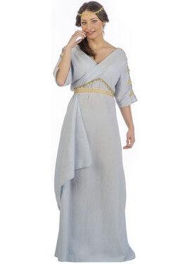Costume da romano Adriana per donna
