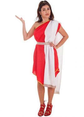 Disfraz de Romana con Picos para mujer