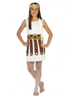 Disfraz de Romana para niña