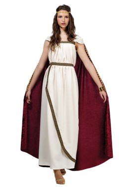Disfraz de Romana Troyana para mujer