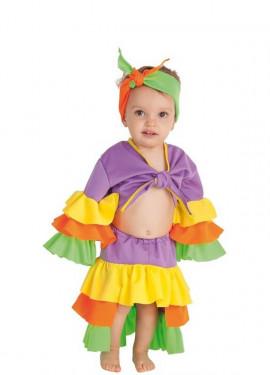 Disfraz de Rumbera Varadero para bebé