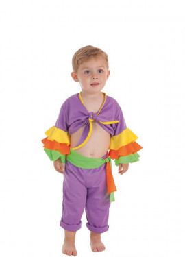 Disfraz de Rumbero Varadero para bebé