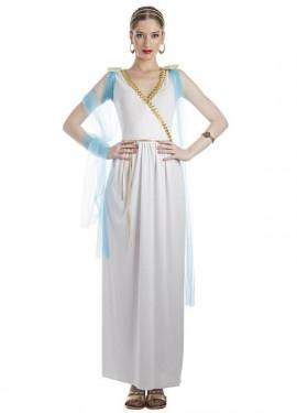 Costume da sacerdotessa greca per donna