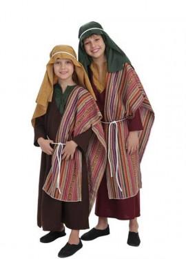 Disfraz de San José o Hebreo para niño