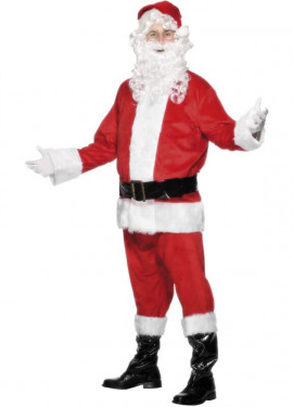 Disfraz de Santa Claus para hombre