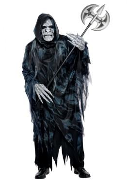Disfraz de Segador de almas para hombres en talla M-L para Halloween