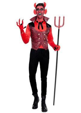 Disfraz de Señor Diabólico para hombre