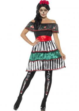 · Catrina Día Disfraces Tienda Muertos Online De Y 24h Los 1pw4F