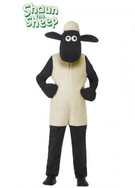 Disfraz de Oveja Shaun The Sheep para niños