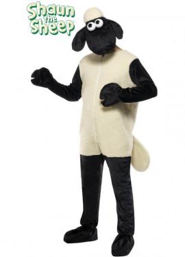 Disfraz de Shaun the Sheep para adultos
